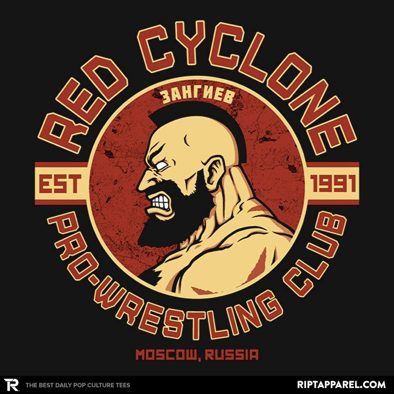 """Pro-Wrestling Club"" by pigboom"