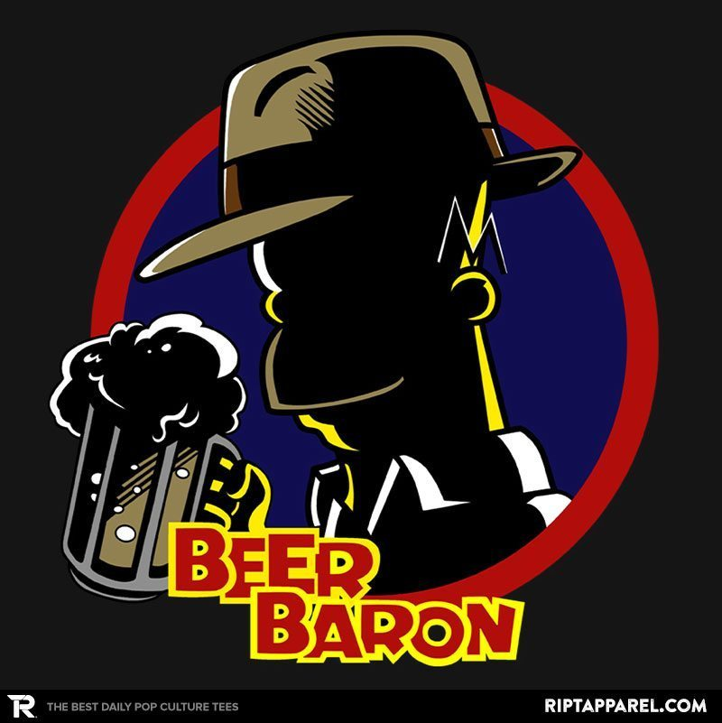 """Beer Baron"" by littlebluestudios"