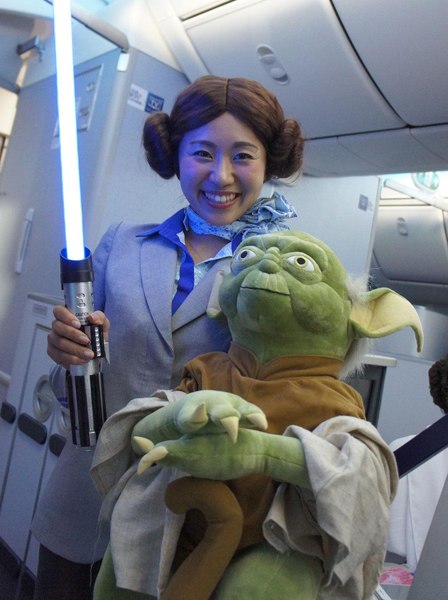 Master Yoda too?
