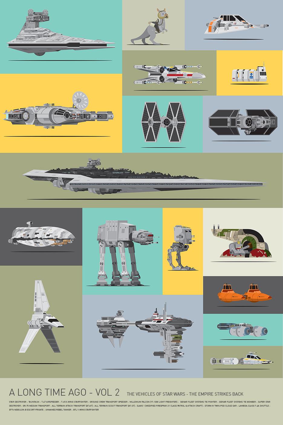 Vol 2: The Empire Strikes Back