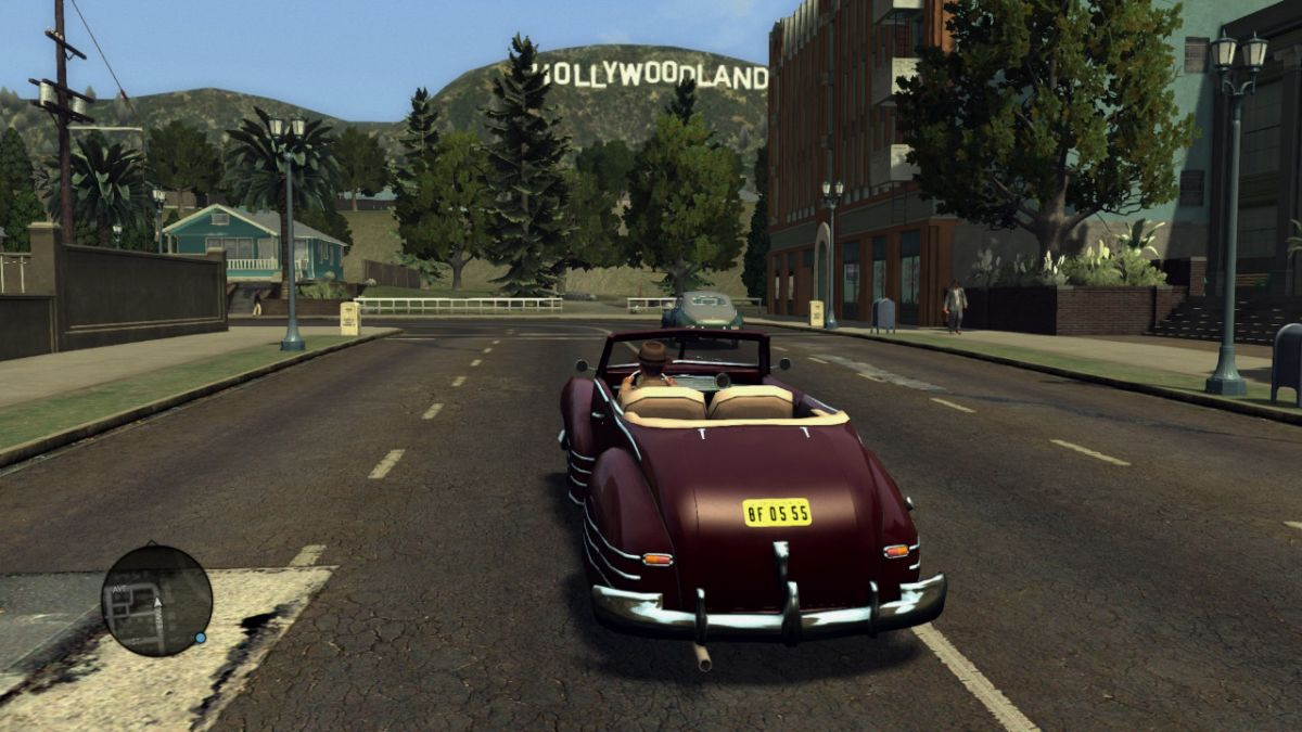Going to Hollywoodland